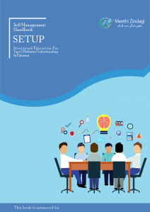 Set up book cover